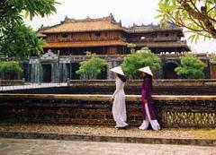 Danang city - Hoi an ancient town - Hue 5 days